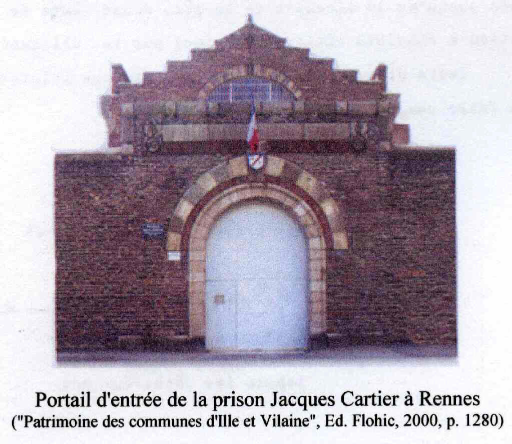 prison jacques cartier a vendre